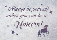 Unicorn Quote